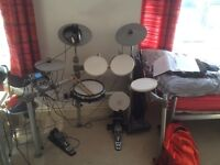 WHD DD516 Pro Electronic Drum Kit!
