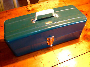 SOLD - Vintage 1960s tackle box