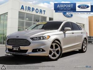 2013 Ford Fusion SE FWD with only  105,552 kms