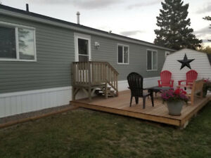 2013 Winfield Okanagan Mobile Home