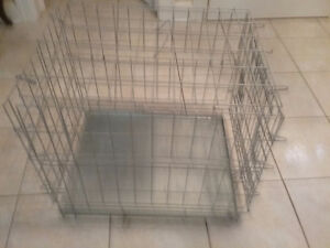 Puppy  crate,chew proof