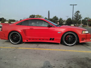 mustang v8 5.0l etested as is will safety for full asking price