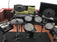 Roland td 12 pro electronic drum kit