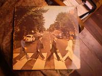 the beatles (1969 abbey road) 33 tour lp