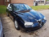 Alfa romeo 156 2.0 ts may swap