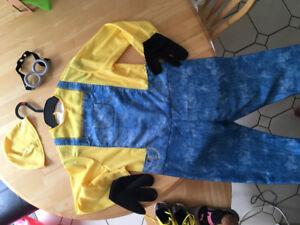 Minion Costume/kids