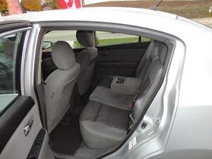 2007 Nissan Sentra 2.0 S Sedan E-TESTED & CERT Kitchener / Waterloo Kitchener Area image 6