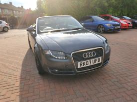 Audi a4 2.0 turbo convertible 2007 ulez complaint