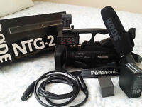 PANASONIC HD Proffesional Camcorder