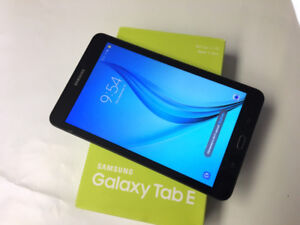 BRAND NEW SAMSUNG GALAXY TABLET E LTE 8""