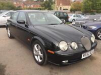 Jaguar S-TYPE 2.5 V6 auto Sport - 2002 52