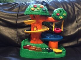 Vtech Discovery tree and balls