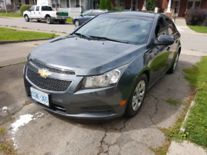 2013 Chevrolet cruze  1.4 Turbo Bluetooth