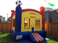 Go rent a bouncy! Hey we have a couple!