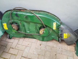 """Lawn tractor 42"""" cutting deck for sale"""