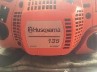 Husqvarna chainsaw NEW