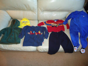 Toddler Boys Winter Clothing