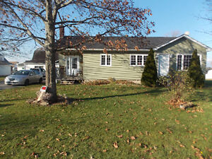 NEW LISTING - Great home!!  20 minutes from Miramichi!!