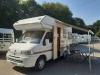 Swift Sundance 4 Berth Motorhome