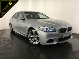 2012 BMW 520D M SPORT AUTO DIESEL SERVICE HISTORY FINANCE PX WELCOME