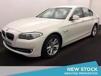 2012 BMW 5 SERIES 525d [218] SE Step Auto