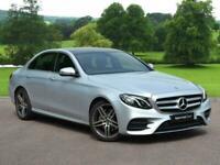 2017 Mercedes-Benz E CLASS DIESEL SALOON E200d AMG Line Premium 4dr 9G-Tronic Au