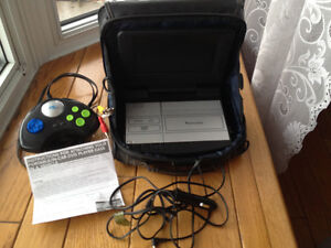 Portable DVD Player and Gaming System