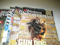 GIVING AWAY - FREE MAGAZINES