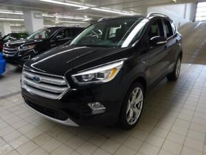 Ford Escape Titanium 4WD Titanium 4x4 Toit panoramique - Navigat