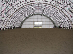 Portable Fabric Structures Winter Sale Prince George British Columbia image 4