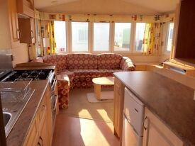 Static caravan for sale GREAT VALUE FOR MONEY! ocean edge holiday park 12 month season