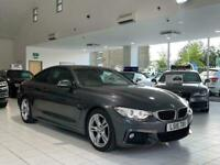 2015 BMW 4 Series 2.0 420i M Sport Auto 2dr Coupe Petrol Automatic