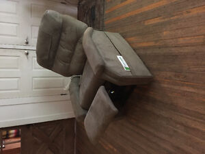 Standing assist- Lazyboy style recliner