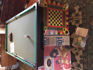coleco crestwood pool table