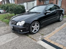 Mercedes clk 220 AMG
