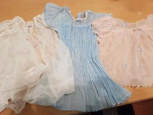 ANTIQUE BABY DRESSES 4