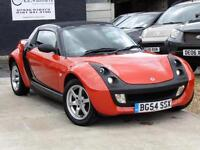 Smart Roadster 0.7 CONVERTIBLE 1 OWNER AUTOMATIC 2005 (54)