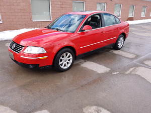 2004 VW Passat TDI diesel CERTIFIED AND ETESTED