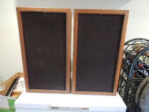 Vintage Realistic Optimus 5 Speakers- Model 40-2002