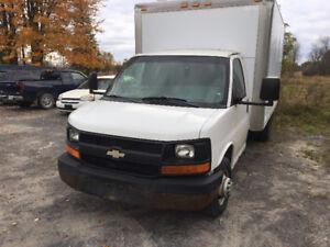 2003 ChevroletEXPRESS  16Ft Cube, Van**PAUL YENDALL TRUCKS**