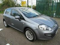 2010 FIAT PUNTO EVO 1.4 8V DYNAMIC MANUAL PETROL 5 DOOR HATCHBACK