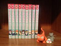 Fruits Basket Manga Volumes (1-6, 8, 10, 11) & Figures!