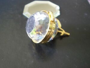 "Swarovski Crystal Figurine- "" Small Gold Apple "" Kitchener / Waterloo Kitchener Area image 7"