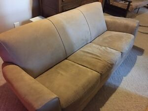Couch and futon for sale