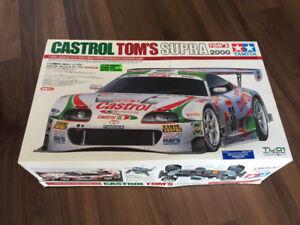 Tamiya Castrol Tom's Supra 2000 R/C 1/10 Scale Car
