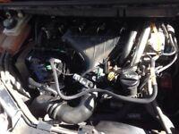 2006 Ford Focus 2.0 Diesel engine