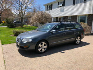 2009 VW Passat Wagon 2.0T Highline