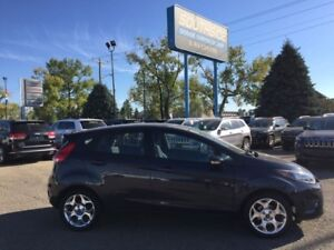2012 Ford Fiesta SES  4 DOOR HB SES w/ HEATED SEATS