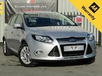 Ford Focus Titanium 1.6 Ti-VCT 125 PS 5 Door Manual Petrol 2011
