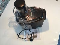 Cooksworks Signature Whole Fruit Juicer New (No Box) With Instruction Manual